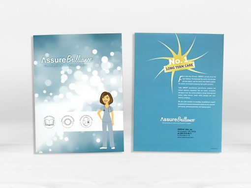 Brochure projects